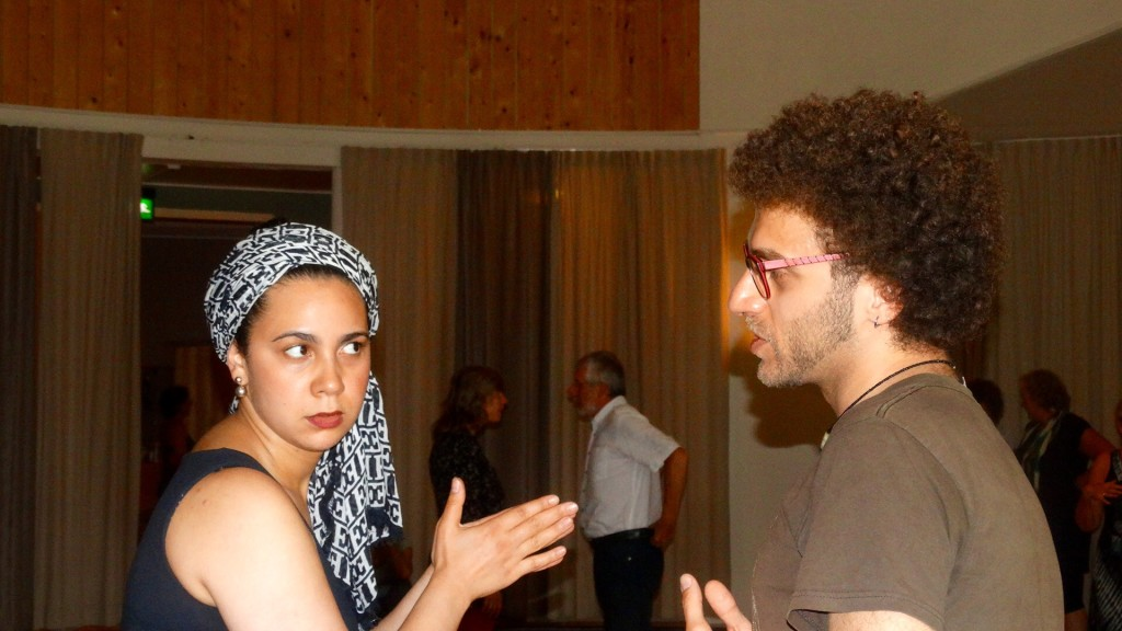 Live Danza Navkor en Laila