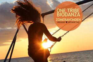 One Tribe Biodanza Zomeravonden in Djoj
